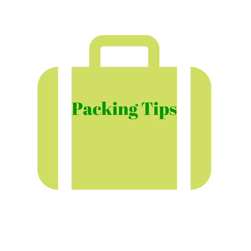 Packing Tips